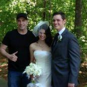 John Travolta s'inscruste à un mariage : Photos insolites de sa surprise