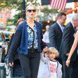 Karolina Kurkova passe du temps avec son fils Tobin à New York, le 5 Juin 2013.