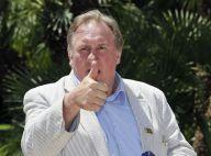 Gérard Depardieu : Sous le soleil de Nice pour une nouvelle déclaration d'amour
