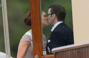Mariage princesse Madeleine : Victoria et Daniel, élan de tendresse en cachette