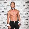 Ian Ziering dans le spectacle Chippendales Las Vegas au Rio All Suite Hotel and Casino de Las Vegas, le 8 juin 2013.