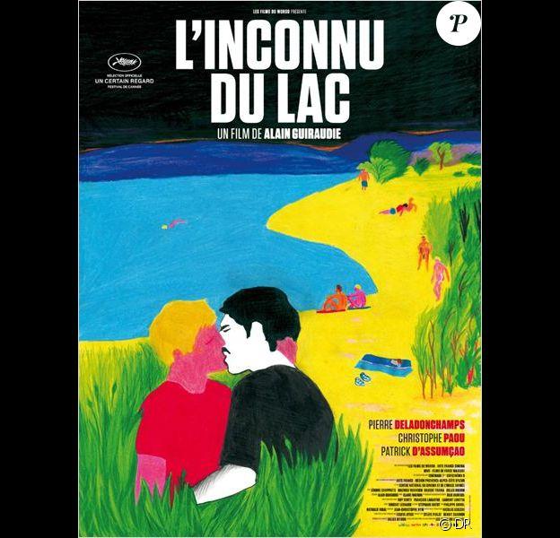 L'affiche du film L'Inconnu du lac