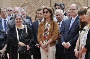 Léo Ferré : Sa veuve émue aux larmes, entourée d'Albert et Caroline à Monaco