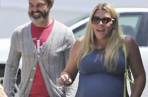 Busy Philipps enceinte : Presque à terme et pleine d'énergie, elle n'arrête pas