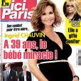 Magazine Ici Paris du 12 juin 2013.