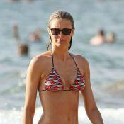 Eddie Murphy : Sa chérie Paige Butcher et ses filles, sexy à la plage