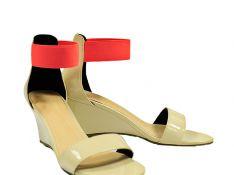 Coup de coeur mode : Les sandales compensées des 3 Suisses