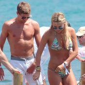 Steven Gerrard : Vacances amoureuses avec son épouse Alex aux formes retrouvées