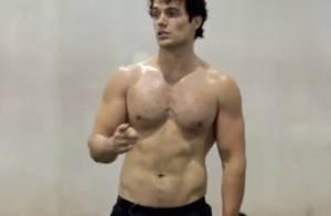 Henry Cavill dans Man of Steel : Torse nu pour dévoiler sa parfaite musculature