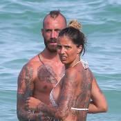 Raul Meireles : Exhibition de muscles et tatouages pour le joueur et son épouse