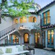 La villa de Gerard Butler à Los Feliz, Los Angeles.