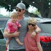 Chris Hemsworth : Protecteur et in love avec Elsa Pataky et leur craquante India