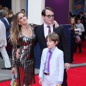 Sarah Jessica Parker avec son fils, son homme et Uma Thurman à la Chocolaterie