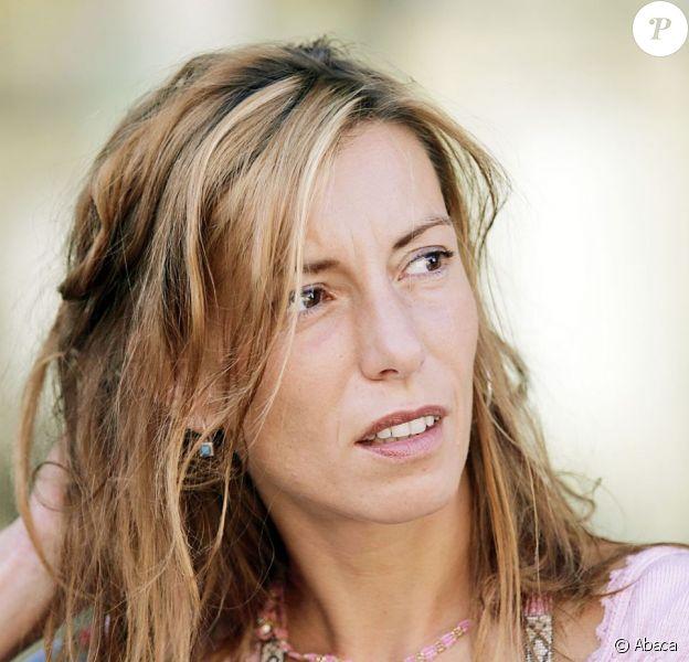 Kristina Rady à Bordeaux devant le tribunal le 31 août 2004