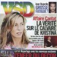 La couverture du magazine VSD du 27 juin 2013