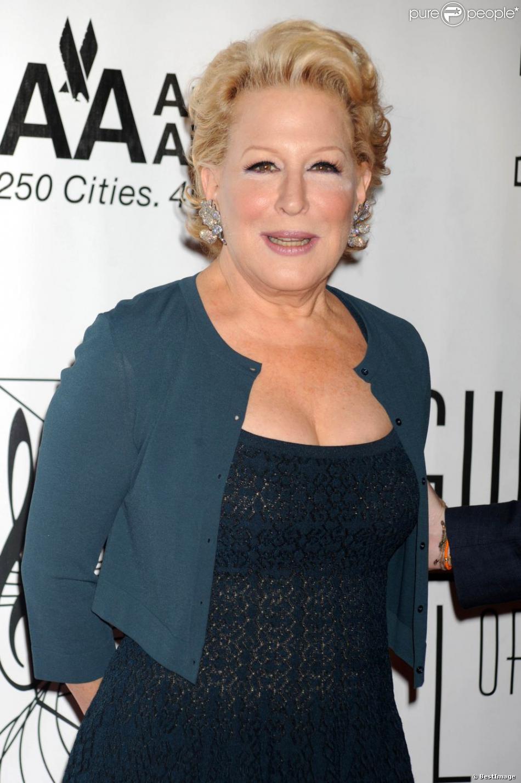 Bette midler 2012