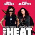 L'affiche du film Les Flingueuses (The Heat)