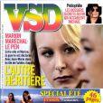 Magazine VSD du 4 juillet 2013.