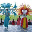 Le 12e Carnaval Tropical s'est, entre autres, déroulé au Stade Charlety à Paris, le 7 juillet 2013.