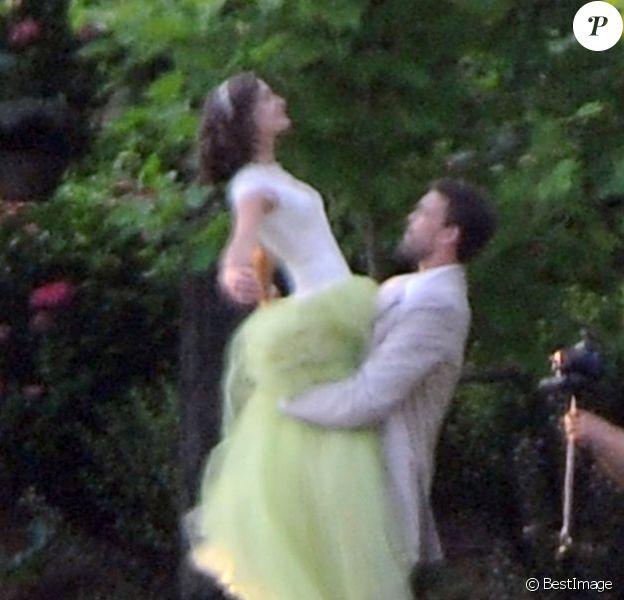 Mariage de Marc Gasol avec Cristina Blesa à Gérone en Espagne le 7 juillet 2013.