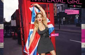 Rita Ora, sexy et adorable : La Material Girl de Madonna en plein shooting !