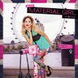 L'adorable Rita Ora pour Material Girl, campagne automne 2013.