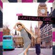 Rita Ora pour la campagne automne 2013 de Material Girl.