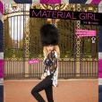 La chanteuse Rita Ora pour Material Girl, campagne automne 2013.