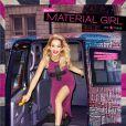 Rita Ora pour Material Girl, campagne automne 2013.