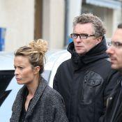 Denis Brogniart soutenu par sa femme Hortense : ''Je retrouve ma joie de vivre''