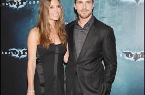 PHOTOS : Christian Bale en promo pour 'Batman', comme si de rien n'était !