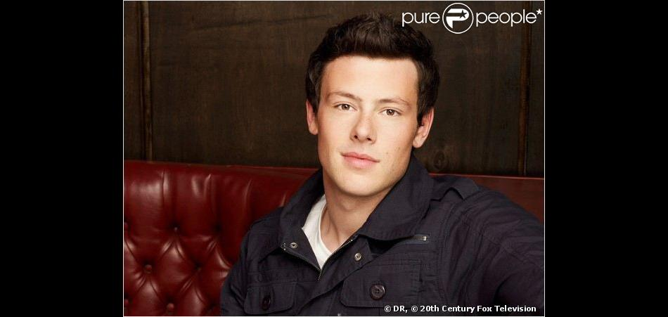 Cory Monteith, photo promo de Glee.