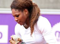 Serena Williams : Accro à son chien, la numéro un de tennis prend l'air nordique