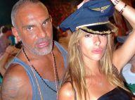 Christian Audigier : Papa poule et amoureux fou, l'été de rêve continue à Ibiza