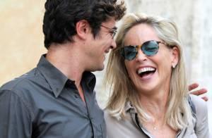 Sharon Stone : Cougar face à son 'Garçon en or', le chéri de Valeria Golino