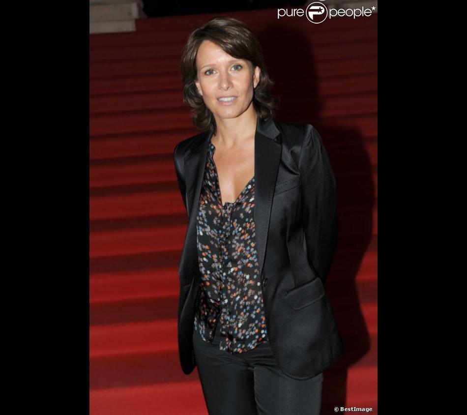 Carole Rousseau est maman de jumeaux ! L'animatrice a accouché le 19 juillet 2013