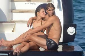 Rafael Nadal et sa belle Xisca : Amoureux et heureux au milieu de leurs proches