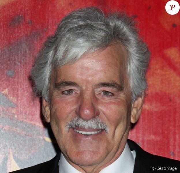 Dennis Farina en janvier 2012 à Los Angeles