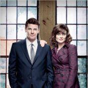 Emily Deschanel (Bones) : 'Entre Brennan et Booth, il y a du mariage dans l'air'