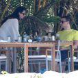 Lea Michele et Cory Monteith en vacances à Puerto Vallarta après la rehab de l'acteur, le 7 mai 2013.