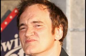 PHOTOS : En plein casting, Quentin Tarantino s'aère l'esprit