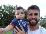 Shakira : Gerard Piqué papa poule avec son adorable fils Milan