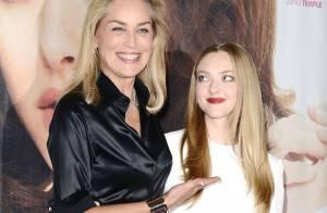 Sharon Stone et Amanda Seyfried : Complices et divines pour le brûlant Lovelace