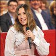 """Zazie - Enregistrement de l'émission """"Vivement Dimanche"""" à Paris le 26 janvier 2011."""