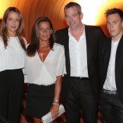 Stéphanie de Monaco ultrabronzée, Pauline et Louis élégants, de gala avec Garou