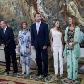 Princesse Letizia : Estivale au côté d'une Elena qui se lâche au palais Marivent