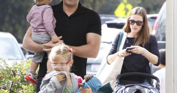Jennifer garner au march avec son mari sexy l 39 adorable - Fabriquer son fumoir article complet ...