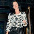Katy Perry à New York, le 13 août 2013.
