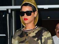 Rihanna : L'art du camouflage en ville, leçon mode avec la Reb'l Fleur