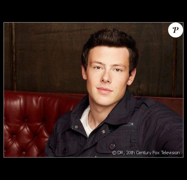 Cory Monteith alias Finn Hudson dans Glee.